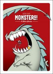 monsters_dark_horse_gustavo_duarte_portada