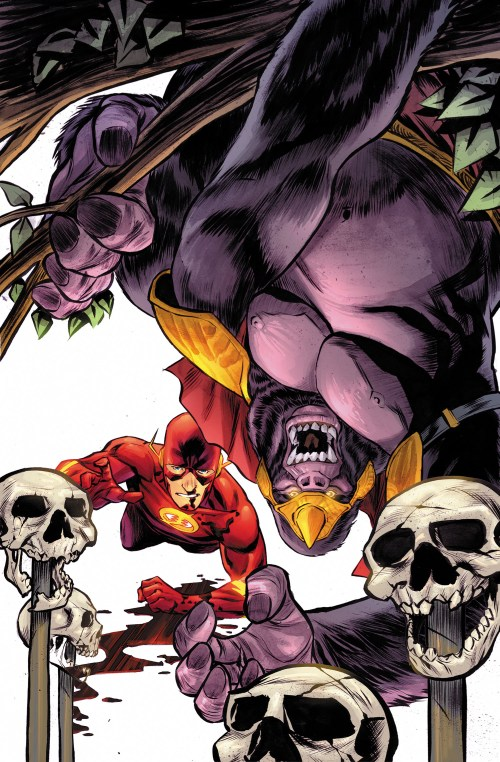 the flash 23-1-Grodd_manapul