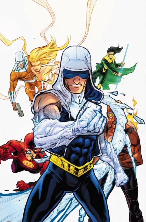 the flash23-3-Rogues