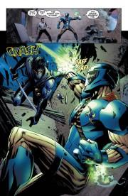 Ninjak entra en acción con los dibujos de Lee Garbett