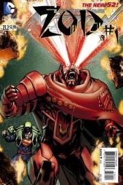 Action Comics 23.2 General Zod