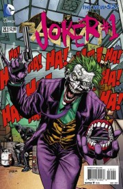 Batman 23.1 - The Joker