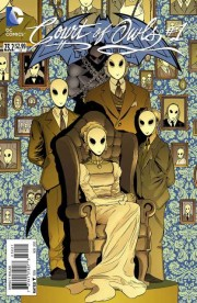 Batman and Robin 23.2 Court of Owls