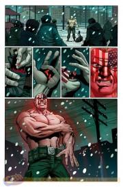 Página de Capitán América 11