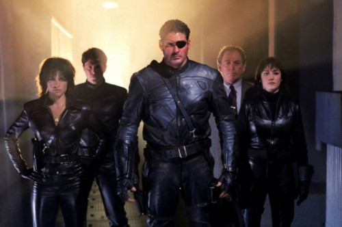 Reparto de Nick Fury: Agent of S.H.I.E.L.D., piloto rechazado por Fox.