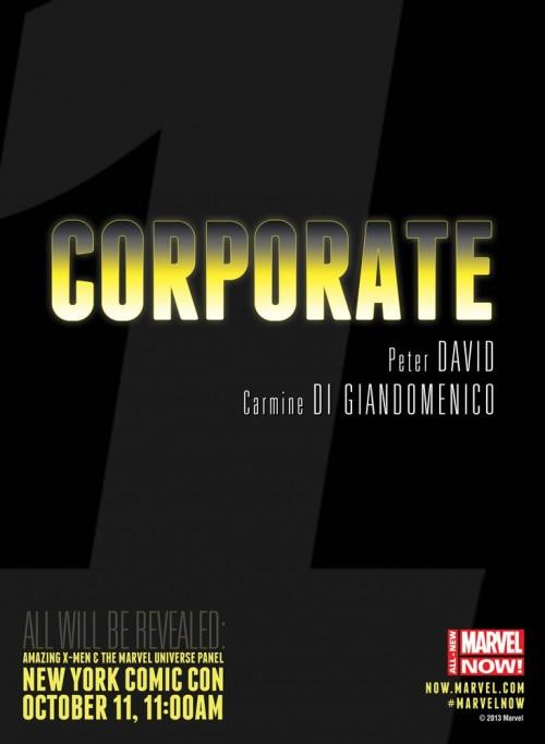 Corporate Peter David Teaser Marvel