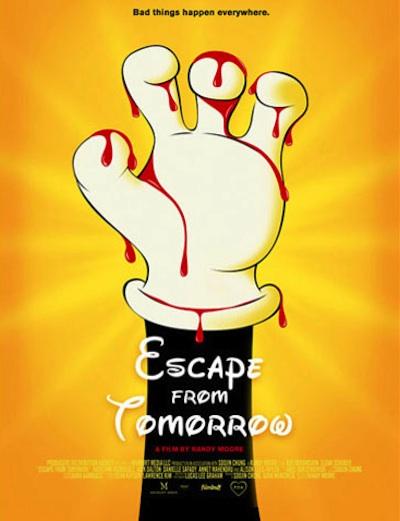 Poster de Escape from Tomorrow
