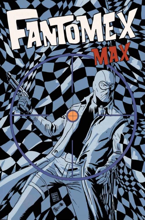 Portadas de Fantomex 2 y 3