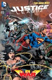 Justice League 22 cover ivan reis