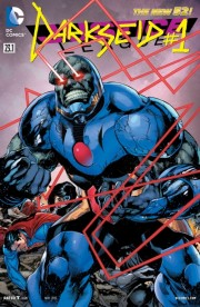 Justice League 23.1 Darkseid reis