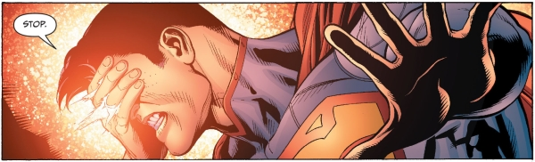 Justice League of America 6 superman manhke