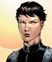 Maria Hill, por David Finch en Nuevos Vengadores 4.