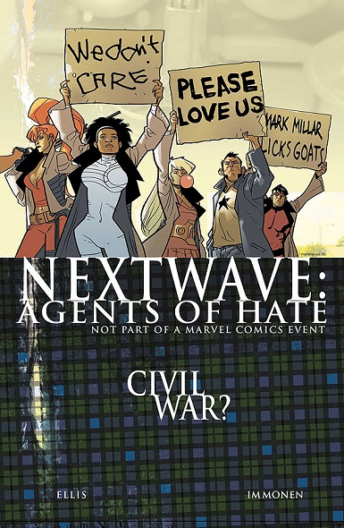 Nextwave 11