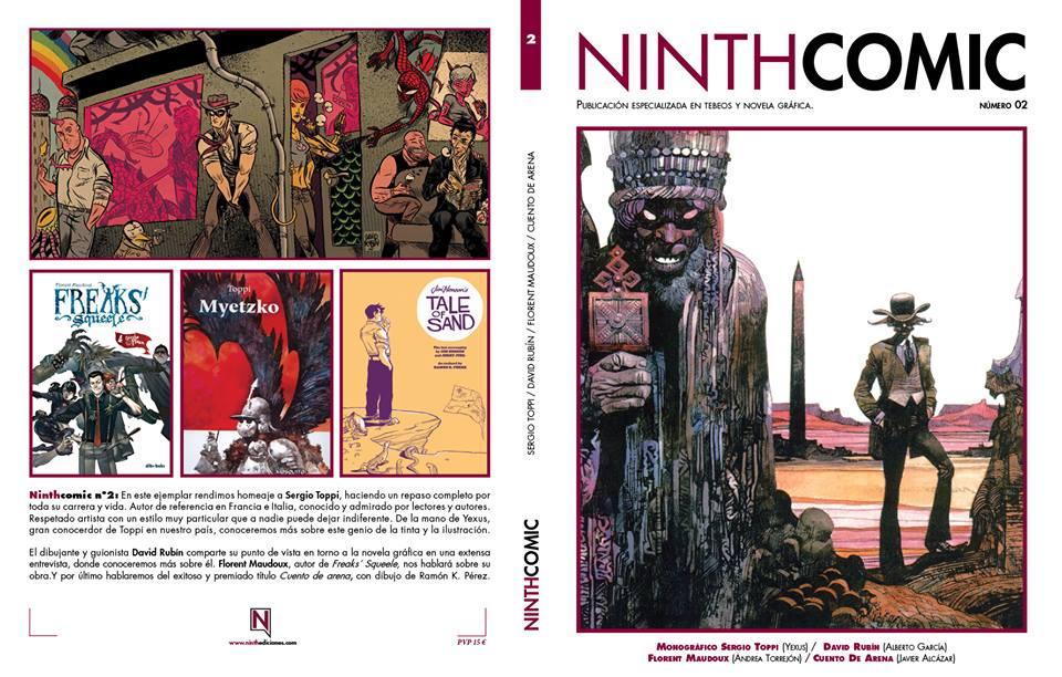 NinthComic02SergioToppi