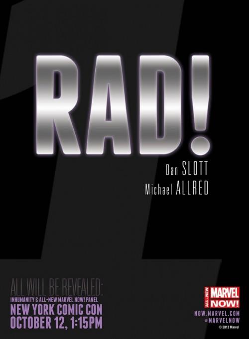 Rad Dan Slott Mike Allred Marvel Teaser