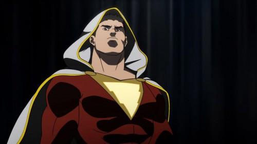 Así lucirá Shazam, que ocupará el 7º puesto de la  Liga, reemplazando a Aquaman.