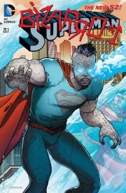 Superman 23.1 Bizarro