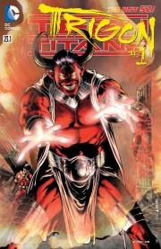 Teen Titans 23.1 Trigon