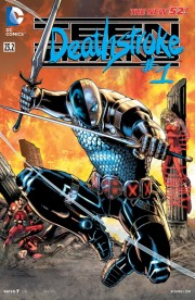 Teen Titans 23.2 Deathstroke