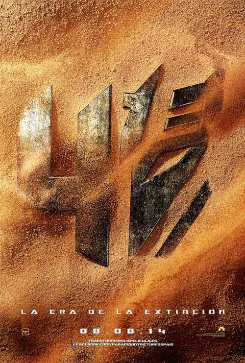 Transformers 4. Sí, has leído bien, la cuarta.