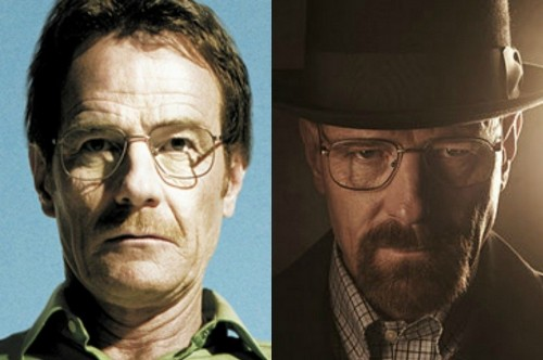 De Walter White a Heisenberg
