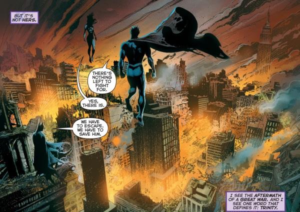 justice league 22 futuro