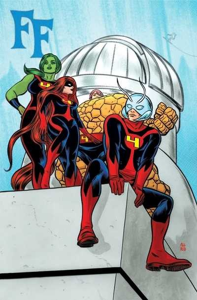 portada_FF_mike_allred_matt_fraction_3