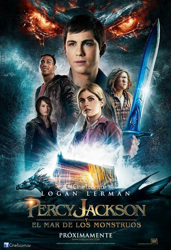 poster Percy Jackson