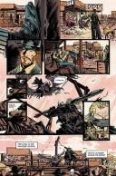 Primeras páginas de Bella Muerte (Pretty deadly) por Emma Ríos
