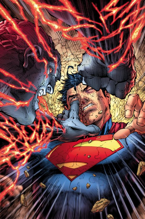 superman unchained 4 snyder jim lee