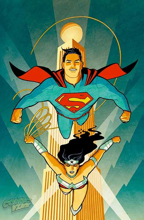superman_wonder_woman_cliff_chiang_cover_portada