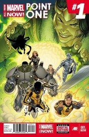 All new marvel now point one