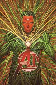 Avengers A I Sam Humphries Vision