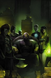 Avengers Undercover Dennis Hopeless Kev Walker
