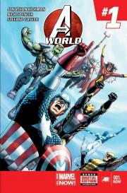 Avengers World Hickman Spencer Caselli Cassaday
