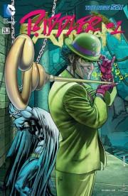 Batman 23.2 Riddler Guillem March