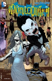 Batman- The Dark Knight 23.1 ventriloquist
