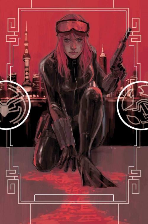 Black Widow 2 portada