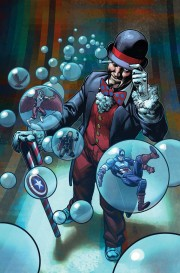 Capitan America Carlos Pacheco Rick Remender Mindbubble