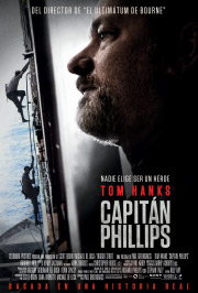 poster Capitán Phillips