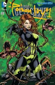 Detective Comics 23.1 poison ivy