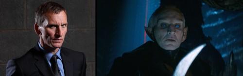 Chris Eccleston, el malo malísimo Malekith. En pocas semanas podremos verle en acción.
