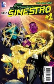 Green Lantern 23.4 Sinestro
