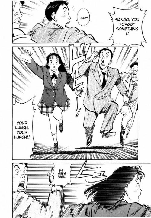 Muestras del trabajo de Naoki Urasawa en Happy!