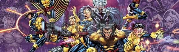X-Men de Jim Lee