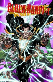 Justice League America Black Adam