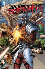 Justice League of America 7.1 deadshot