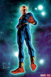 Miracleman por Joe Quesada.