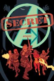 Secret Avengers Alex Kot Marvel Now