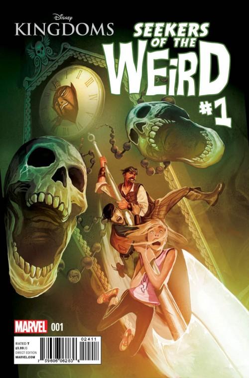 Seekers_of_the_weird_1_Portada